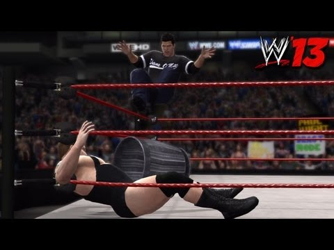 WWE '13 Community Showcase: WWF Backlash 2001 (PlayStation 3)