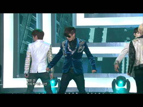 Btob - Insane, 비투비 - 비밀, Music Core 20120407 video