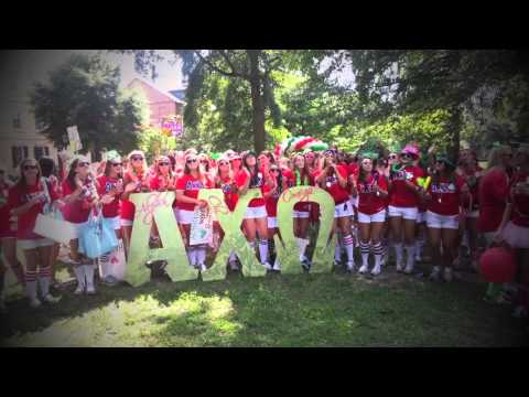 Bid Day - University of South Carolina 2012