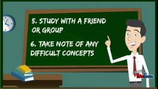 10 Study Tips for Exams and Improve Study Skills