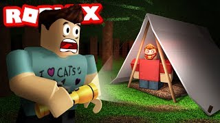 Roblox CAMPING SECRET ENDING!!