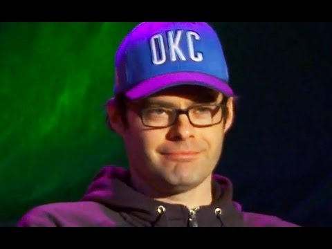 Bill Hader and Steve Wacker on Comic Book Club