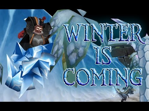[Arcane Legends] winter event !!! (recorded from test server)