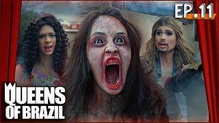 QUEENS OF BRAZIL  |  11º EP - Ataque Zumbi!