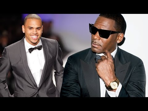 R. KELLY COMPARES BREEZY TO JESUS + BEYONCE