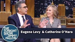 Eugene Levy Beat Out His Son for a Canadian Screen Award