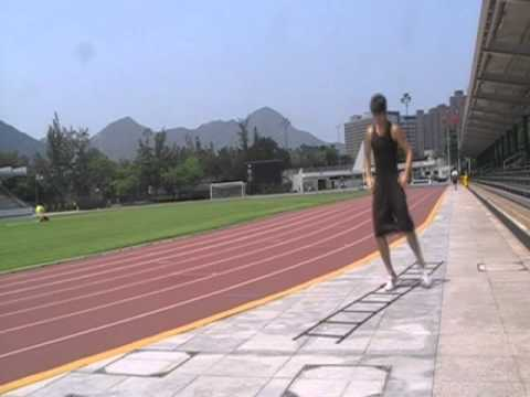 Hero Sports敏捷度訓練繩梯 Youtube
