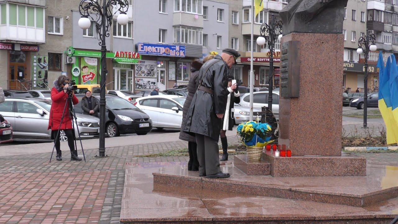 У Калуші вшанували 70-ту річницю від загибелі головнокомандувача УПА Романа Шухевича