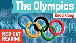 The Olympics | Olympic Facts For Kids | Sports | Made by Red Cat Reading