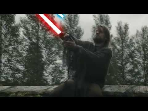 Game of Thrones - Jaime Lannister Vs Brienne of Tarth with Lightsabers