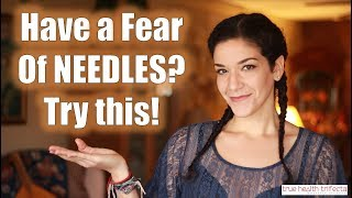 Get over your FEAR OF NEEDLES by doing this! - Stress Relief / EFT / Tapping
