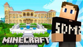 FINISHING OUR FIRST HOUSE (Minecraft #4)