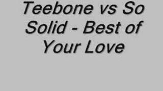 Watch So Solid Crew Best Of Your Love video