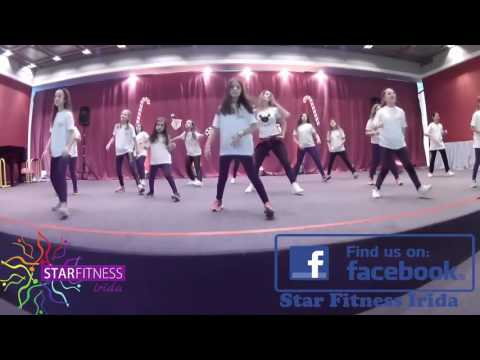 zumba kids toca toca choreo by Giouli Giannopoulou