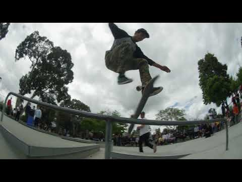 Atlas Skate Jam and Best Trick Contest