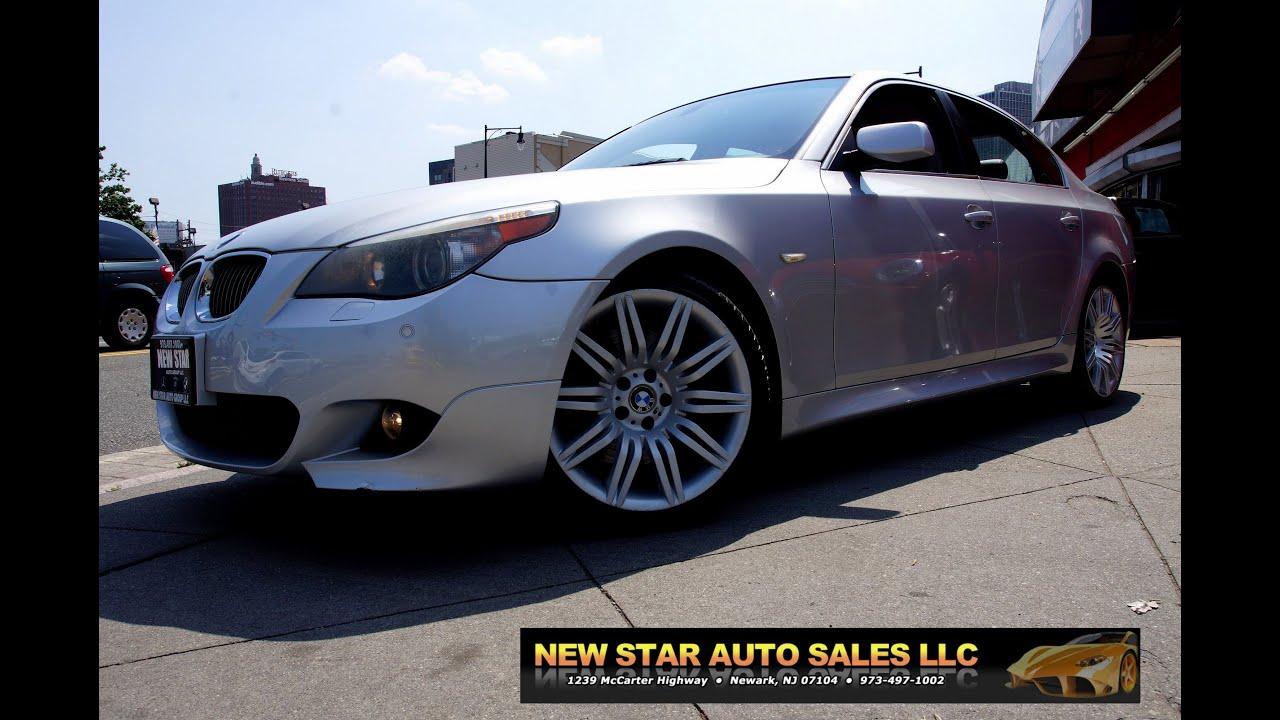5 Star Auto Sales >> 2005 BMW 5-Series 545i Sport Sedan - YouTube