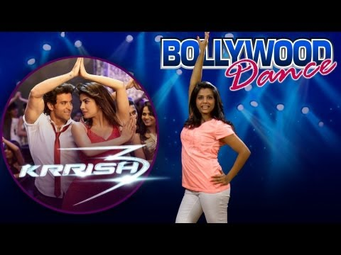 raghupati Raghav || Full Song Dance Steps || Krrish 3 video