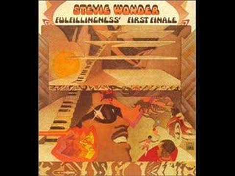 Stevie Wonder - It Ain