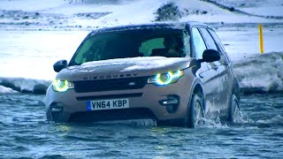 Pushing The Discovery Sport To The Limit - Fifth Gear