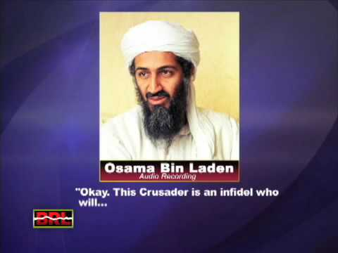 Bin Laden driver gets cop rap. Osama Bin Laden Audio Tape