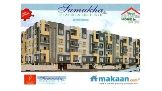 Sumukha Paradise, Jalahalli, Bangalore, Residential Apartments