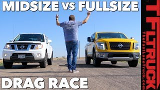 Compared: Frontier vs Titan - Watch This Before You Buy a Nissan Truck - Titan Trials Ep.4