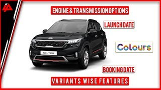 KIA Seltos | Variants wise features And Powertrains Explained by Jay Dave |  #iatv