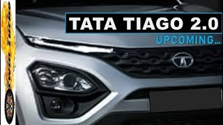 Tata Tiago 2.0 Impact Design Launching Soon | Tata Tiago New Updates | Tata Tiago 2020