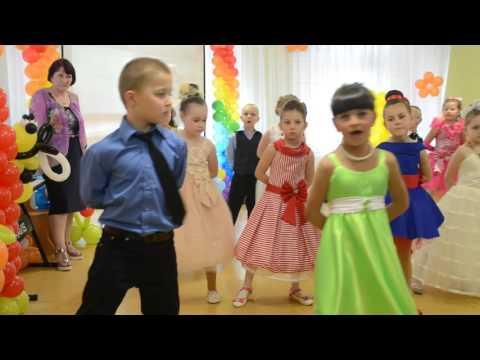 Супер - песня Клево, клево, до школы все готово!. Выпускной бал в детском саду