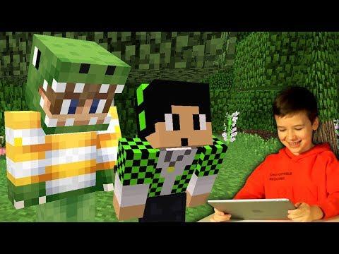 Кока и Папа МАЙНКРАФТ ВЫЖИВАНИЕ #9 - КокаПлей Minecraft PE Видео для Детей