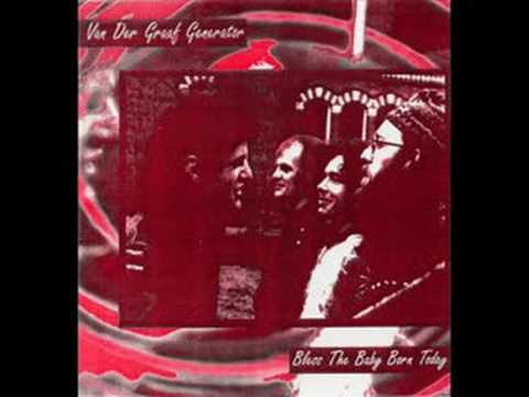 Van Der Graaf Generator Still Life (LIVE 1976)!!!