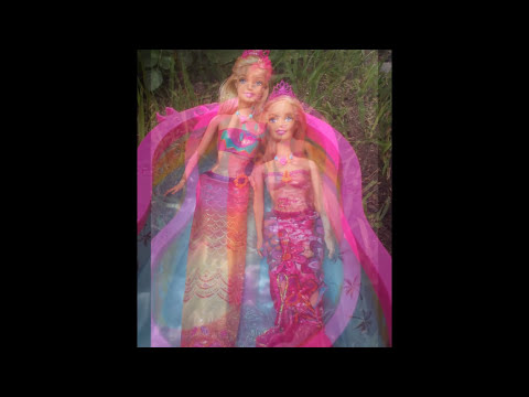 Barbie en una Aventura de Sirenas 2 Muñeca Merliah / Barbie in a Mermaid Tale 2 Merliah Doll
