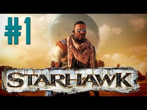 Starhawk: Campaign Playthrough Part 1 w/ Teedly