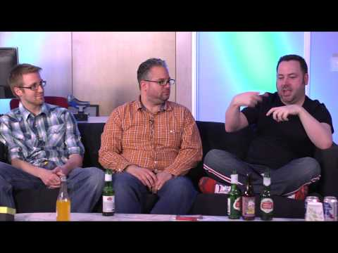 GDC 2013: After Hours Livestream Spectacular - Part 02
