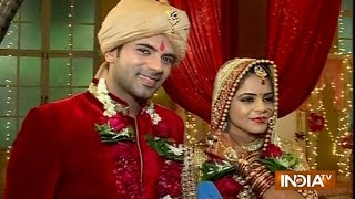 Thapki Pyar Ki: Thapki-Dhruv Finally Gets Married - India TV