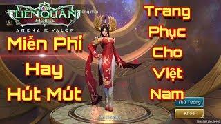 [Gcaothu] Việt Nam chính thức có trang phục riêng biệt - Áo Dài Ilumia miễn phí hay hút máu