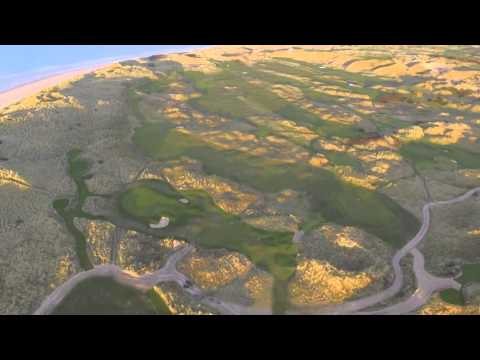 Royal Portrush Golf Club Flyover