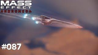 MASS EFFECT ANDROMEDA #087 - Satelliten jagt - Let's Play Mass Effect Andromeda Deutsch / German