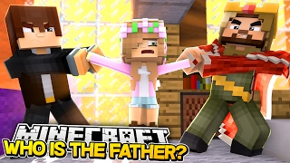 WHO IS THE FATHER? Minecraft My Other Life SPECIAL w/Little Kelly