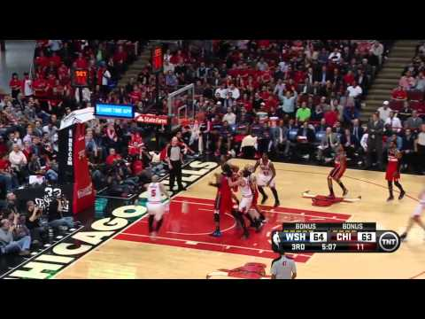 Washington Wizards vs Chicago Bulls Game 2 | April 22, 2014 | NBA Playoffs 2014