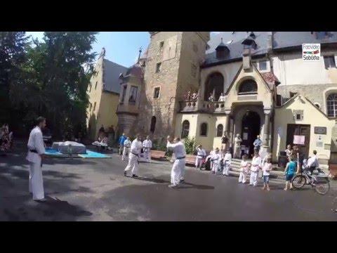 XI Turystyczny Piknik W Zamku Górka W Sobótce - AS Turystyki Ślężańskiej, 25.07.2015 R. Sobótka