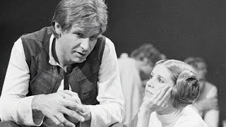 Harrison Ford, Carrie Fisher Talk