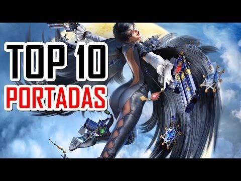 CVG - Top 10 Las Mejores Portadas de los Videojuegos