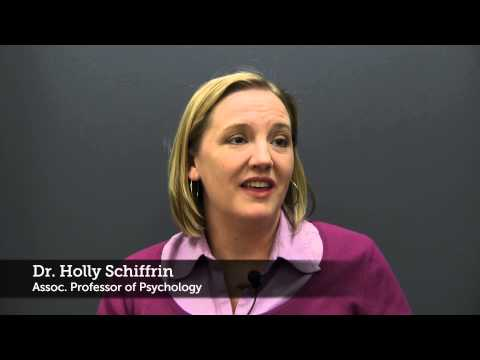 UMW&#039;s Holly Schiffrin: The &quot;Competitive Mom&quot; Phenomenon