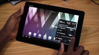 Asus Transformer Prime Review!