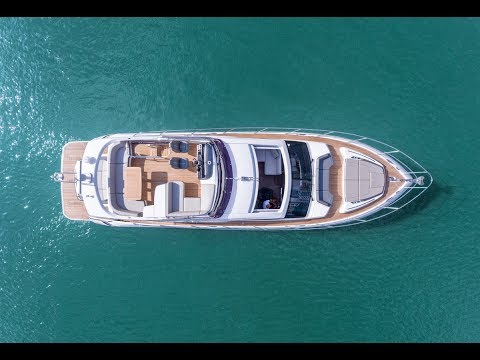 Princess S60 | S Class Sportbridge Yacht