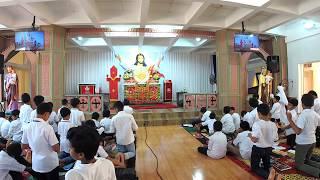 Fr. Daniel Poovannathil live Streaming, Mount Carmel Retreat Centre Vettinad Trivandrum. 18-05-2019