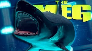 THE MEG REQUIRES HYBRID UPGRADES!! - Jurassic World - The Game | Ep. 191