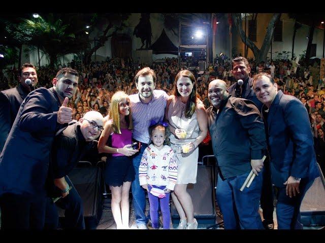 Ramón Muchacho: Deseamos que 2015 sea un año de paz, dicha y prosperidad para Venezuela