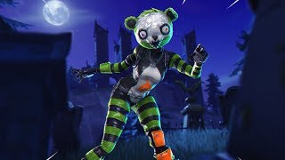 *NEW* Spooky Team Leader Skin, Balloons, and more!! Squads Featuring Tim, Lupo and Marcel